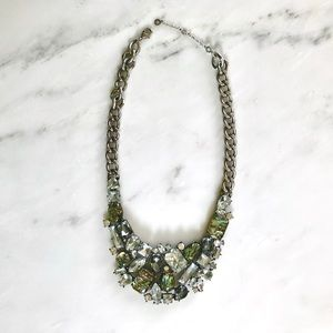 Beautiful Baublebar chunky statement necklace
